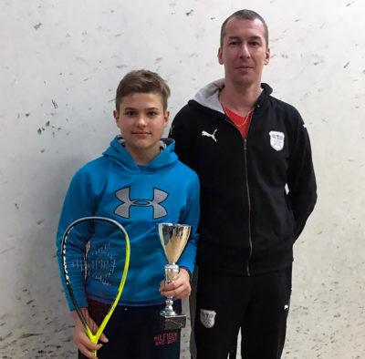 squash belgian junior open gogol mutina