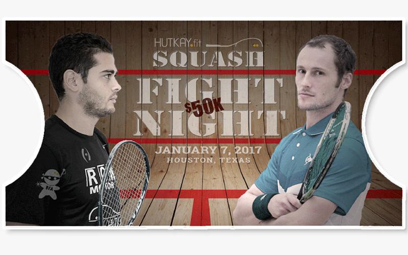 Squash Fight Night