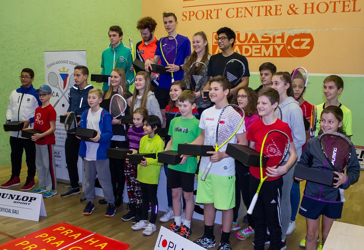 Czech Squash Junior Open