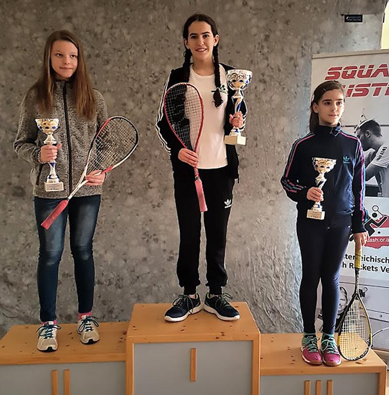 Austrian Squash Junior Open 2017
