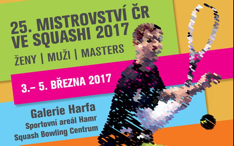 Mistrovství republiky ve squashi