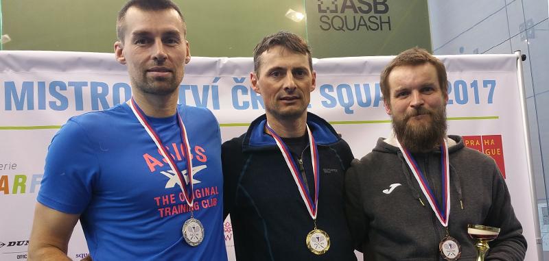 Mistrovství republiky dospělých ve squashi