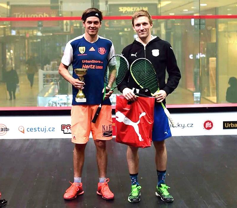 Jakub Solnický squash