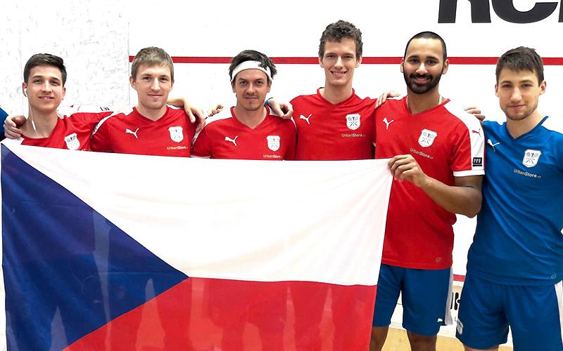 Mistrovství Evropy squashových týmů