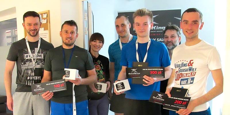 squashový turnaj bergel