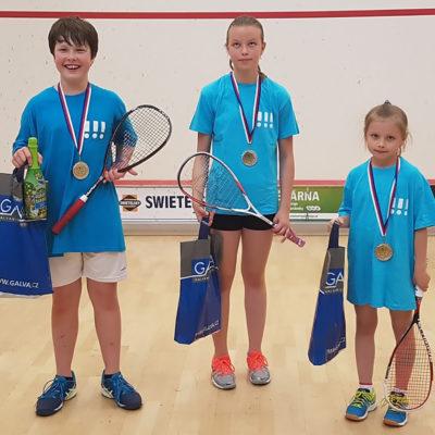 Mistrovství republiky juniorských družstev ve squashi