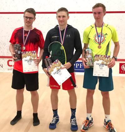 Akademické mistrovství ČR ve squashi