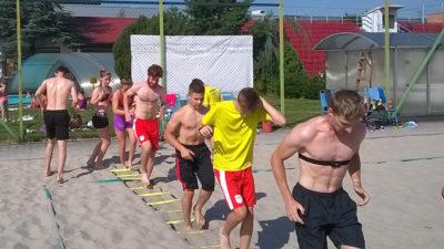Squashová letní příprava