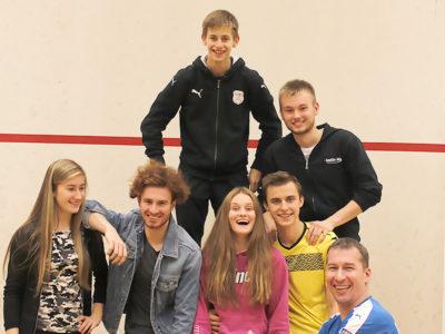 Nordic Squash Junior Open 2017