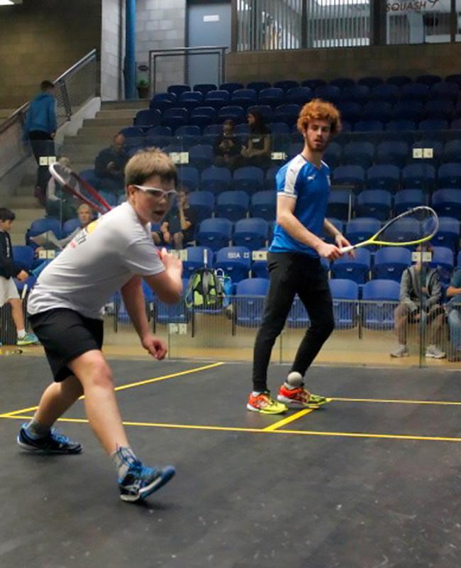 Belgian Squash Junior Open