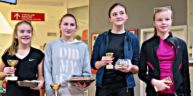 squashový turnaj juniorů