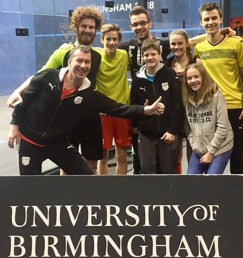 British Squash Junior Open