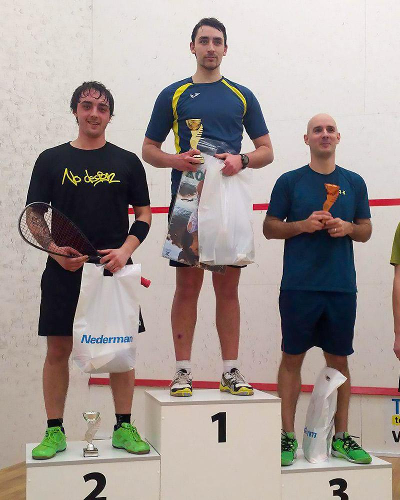 Petr Zatřepálek ovládl turnaj na Ohradní