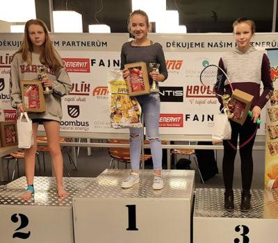juniorský squashový turnaj