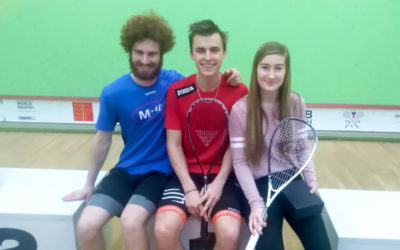 Czech Squash Junior Open