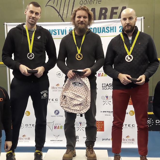 Ladislav Burian - první místo na MČR 2018