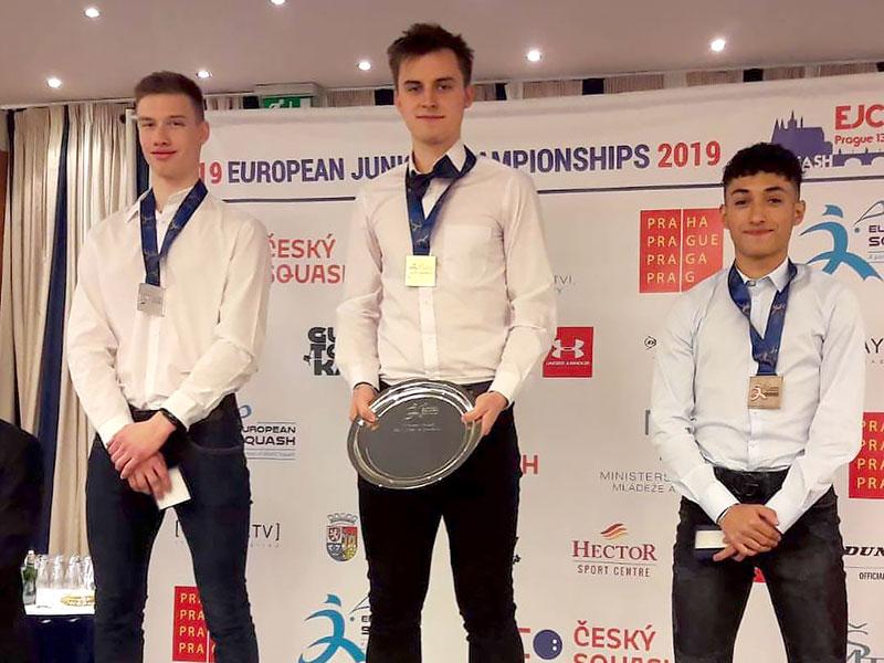 Viktor Byrtus Mistrem Evropy U19